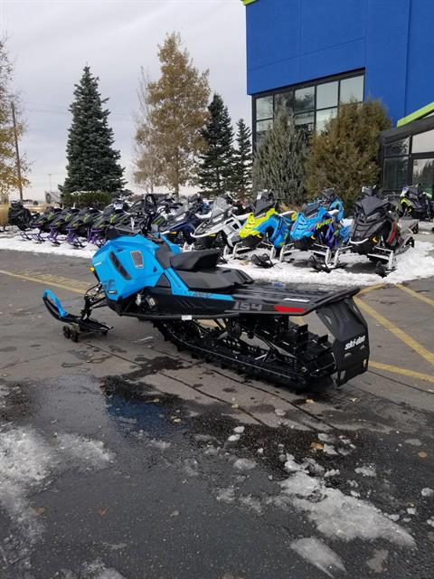 2020 Ski-Doo Summit SP 154 600R E-TEC SHOT PowderMax Light 2.5 w/ FlexEdge in Rexburg, Idaho - Photo 10