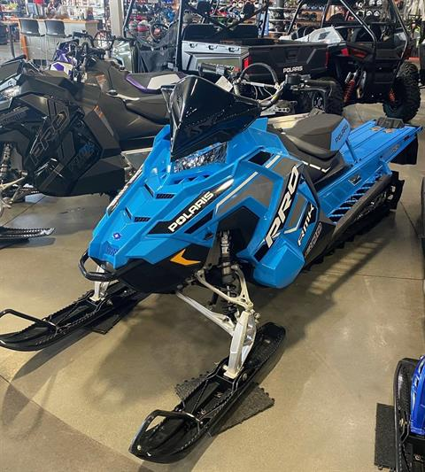 2020 Polaris 800 PRO RMK 155 SC 3 in. in Rexburg, Idaho - Photo 1