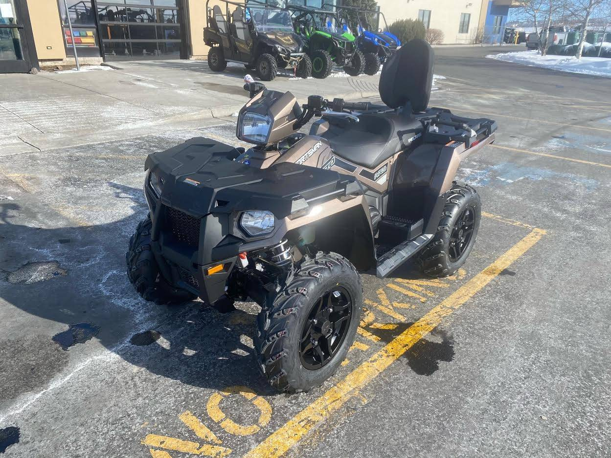 2021 Polaris Sportsman Touring 570 Premium in Rexburg, Idaho - Photo 2