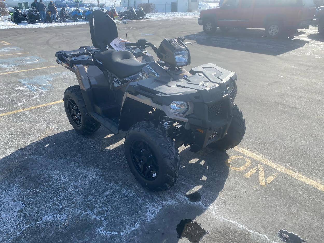 2021 Polaris Sportsman Touring 570 Premium in Rexburg, Idaho - Photo 5