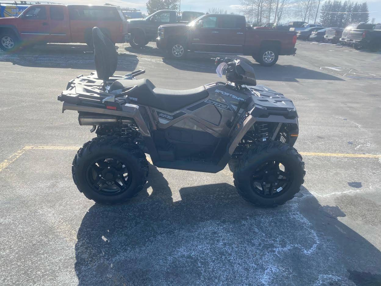 2021 Polaris Sportsman Touring 570 Premium in Rexburg, Idaho - Photo 6