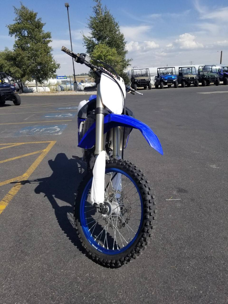 2018 Yamaha YZ250F in Rexburg, Idaho - Photo 4
