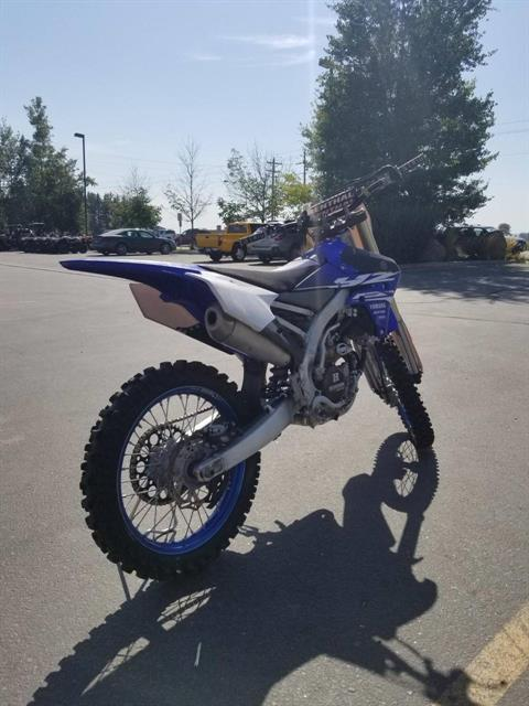 2018 Yamaha YZ250F in Rexburg, Idaho - Photo 10