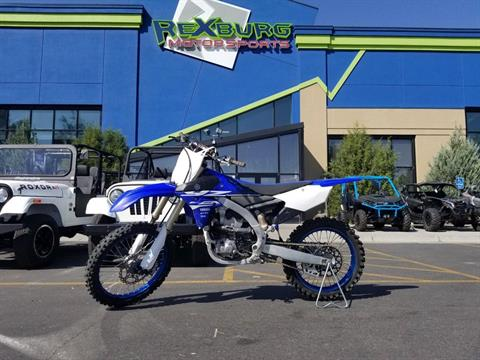 2018 Yamaha YZ250F in Rexburg, Idaho - Photo 1