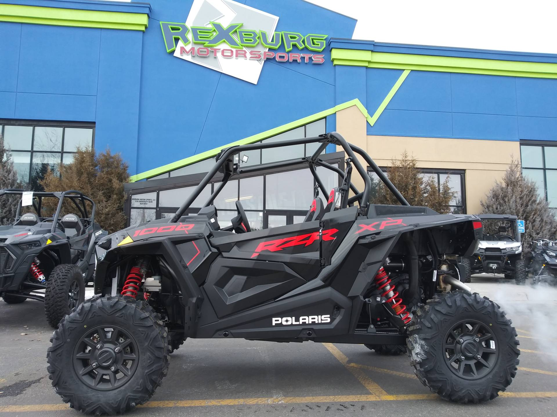 2020 Polaris RZR XP 1000 Premium in Rexburg, Idaho - Photo 1