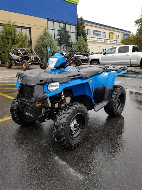 2017 Polaris Sportsman 450 H.O. in Rexburg, Idaho - Photo 5