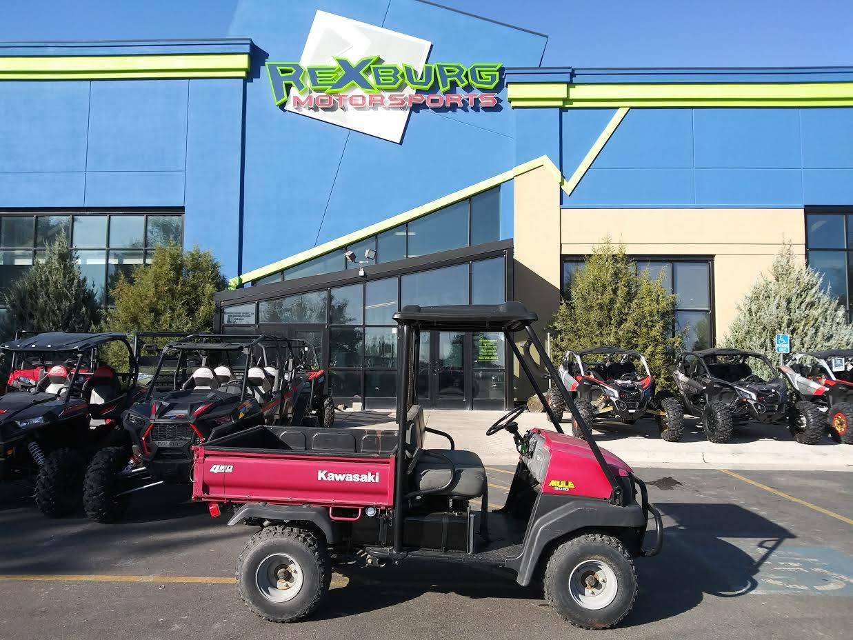 2003 Kawasaki Mule™ 3010 4x4 in Rexburg, Idaho - Photo 1