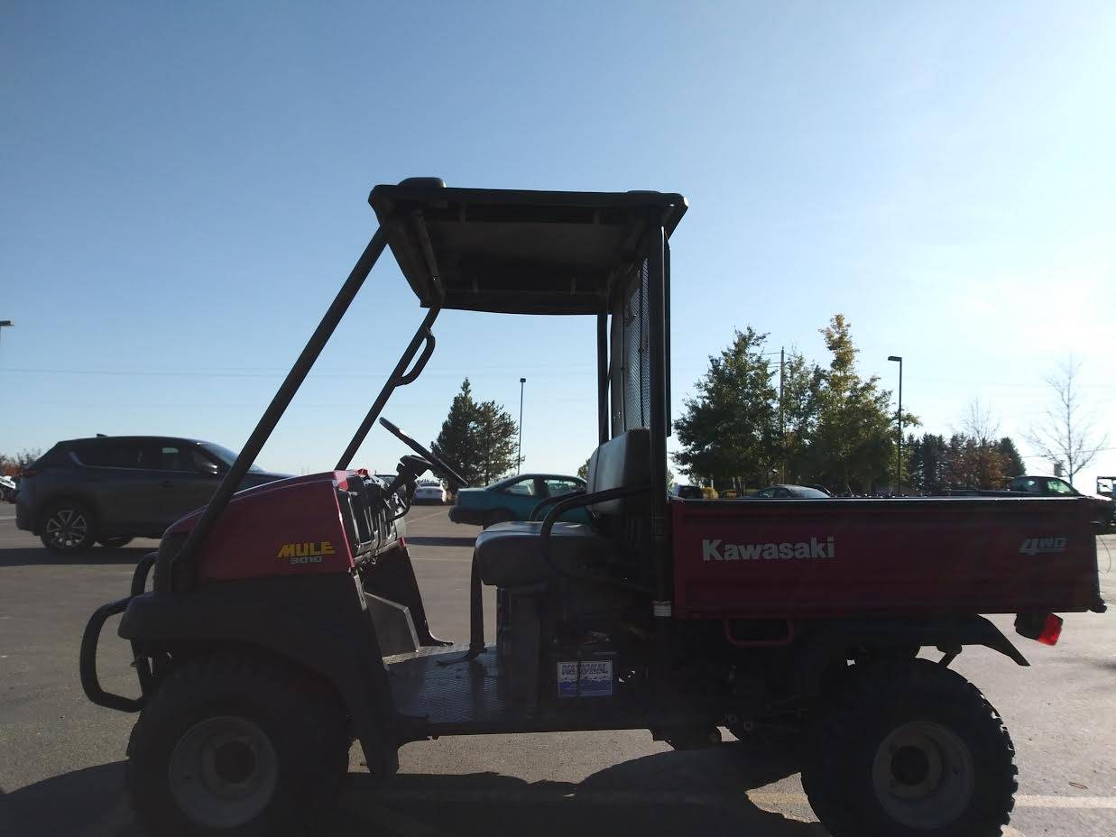 2003 Kawasaki Mule™ 3010 4x4 in Rexburg, Idaho - Photo 2