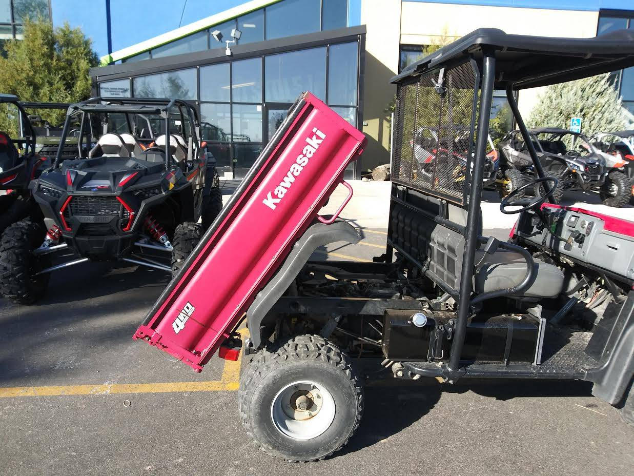2003 Kawasaki Mule™ 3010 4x4 in Rexburg, Idaho - Photo 6