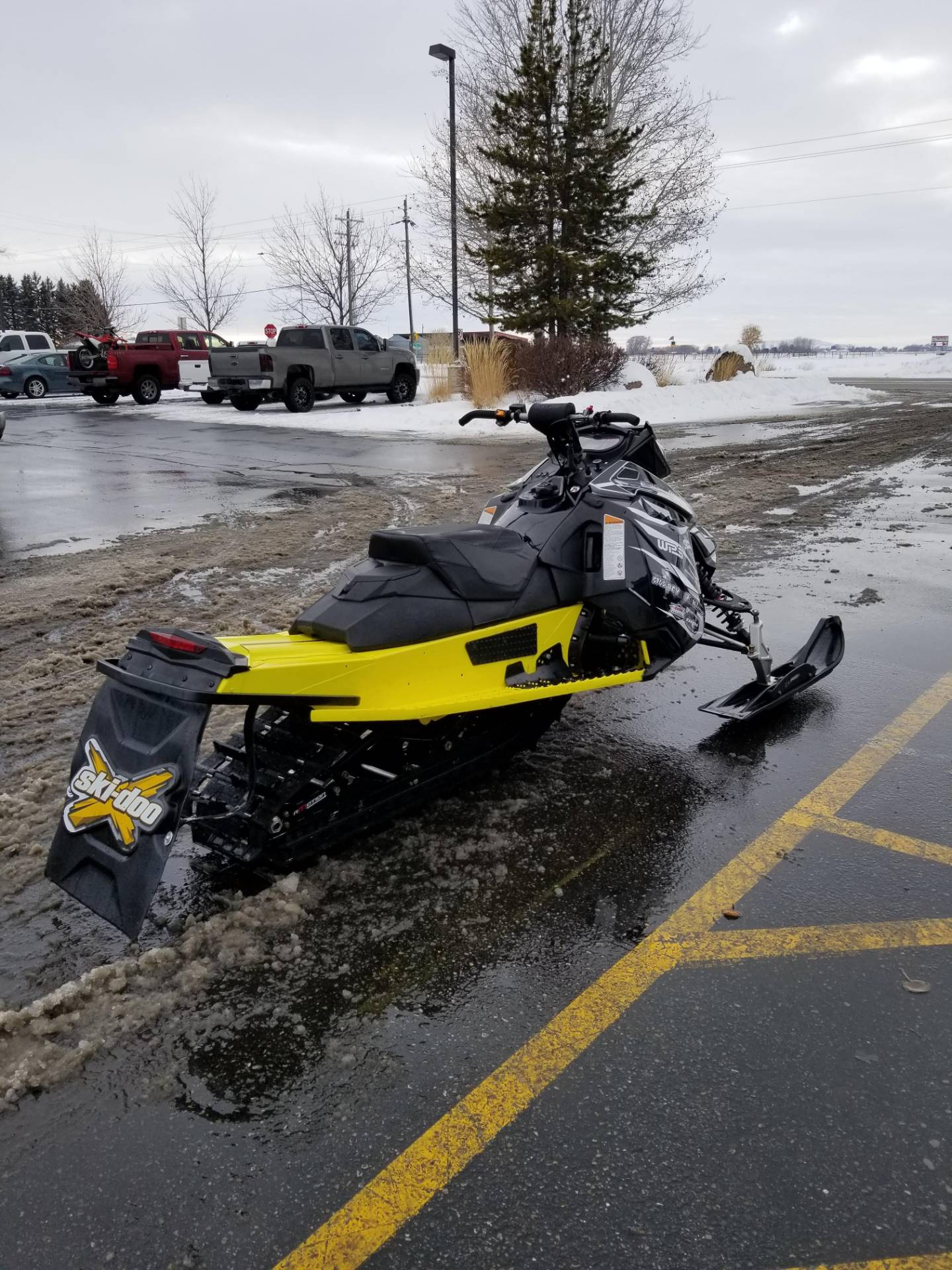 2016 Ski-Doo MX Z X-RS 600H.O. E-TEC,  Ripsaw in Rexburg, Idaho - Photo 7