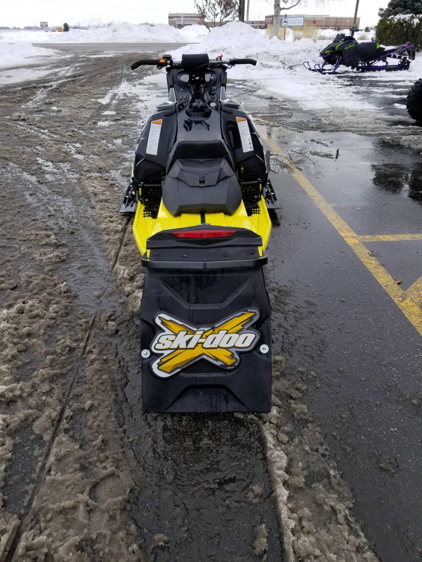 2016 Ski-Doo MX Z X-RS 600H.O. E-TEC,  Ripsaw in Rexburg, Idaho - Photo 9