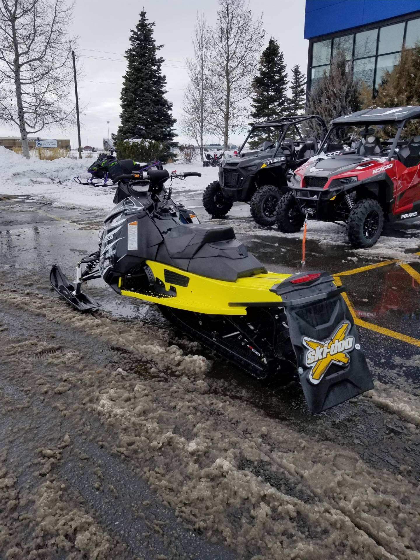 2016 Ski-Doo MX Z X-RS 600H.O. E-TEC,  Ripsaw in Rexburg, Idaho - Photo 10