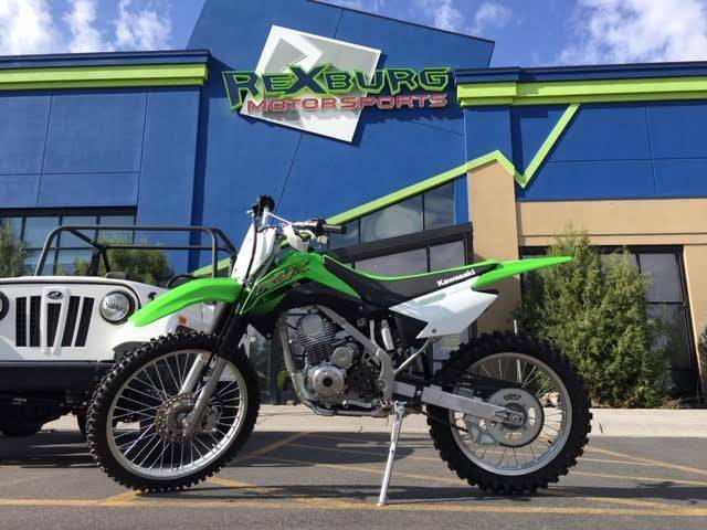 2020 Kawasaki KLX 140G in Rexburg, Idaho - Photo 1