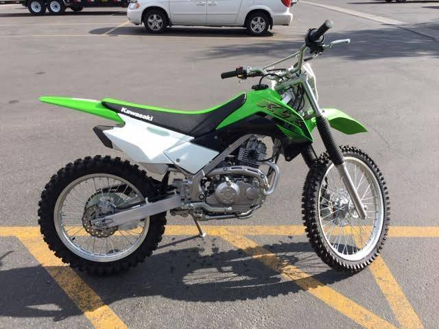 2020 Kawasaki KLX 140G in Rexburg, Idaho - Photo 4