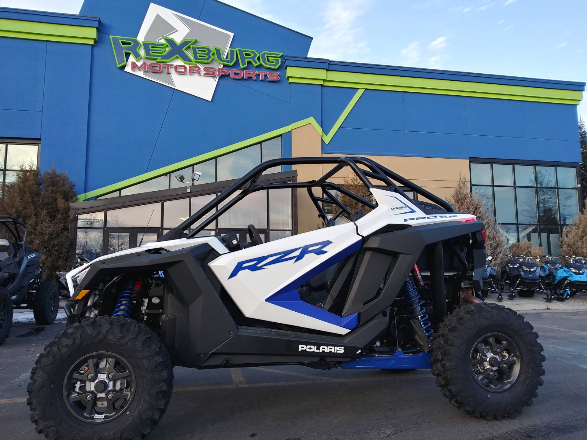 2020 Polaris RZR Pro XP Premium in Rexburg, Idaho - Photo 1