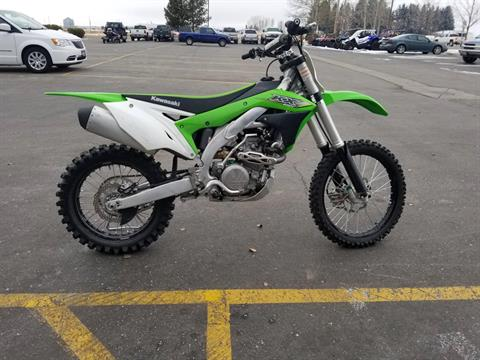 2018 Kawasaki KX 450F in Rexburg, Idaho - Photo 6