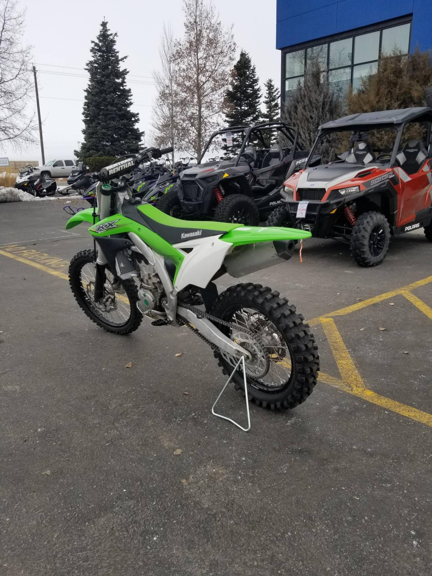 2018 Kawasaki KX 450F in Rexburg, Idaho - Photo 10