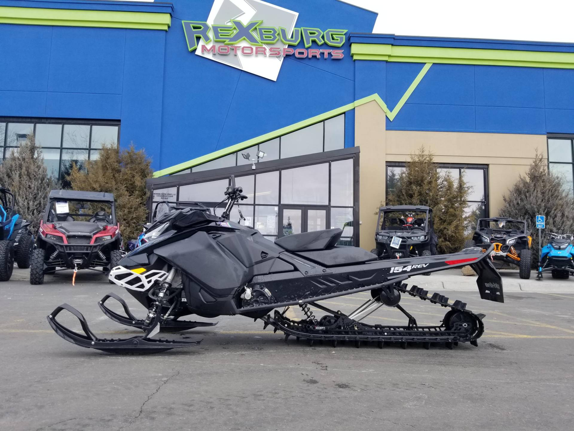 2018 Ski-Doo Summit SP 154 850 E-TEC in Rexburg, Idaho - Photo 1