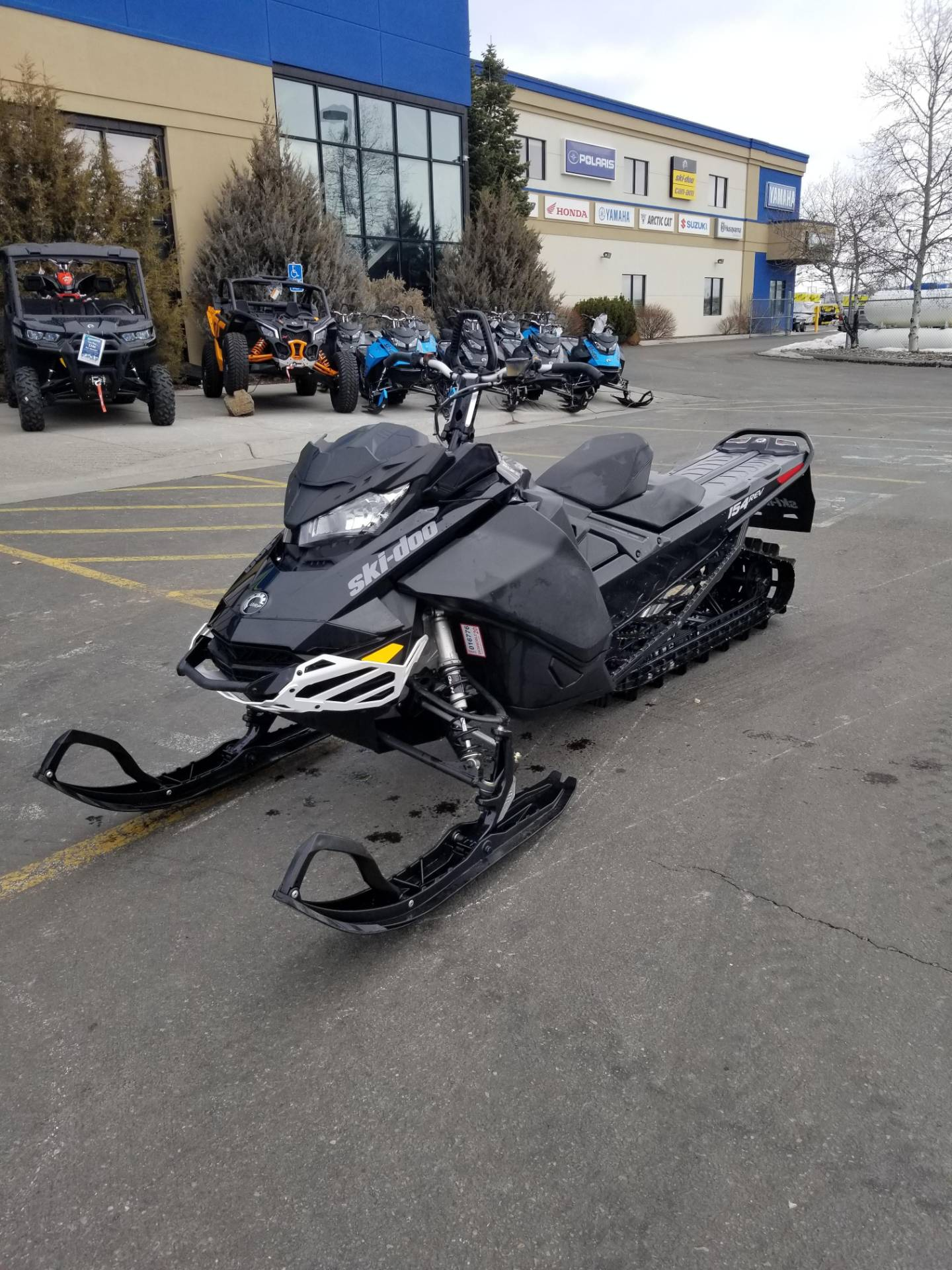 2018 Ski-Doo Summit SP 154 850 E-TEC in Rexburg, Idaho - Photo 2
