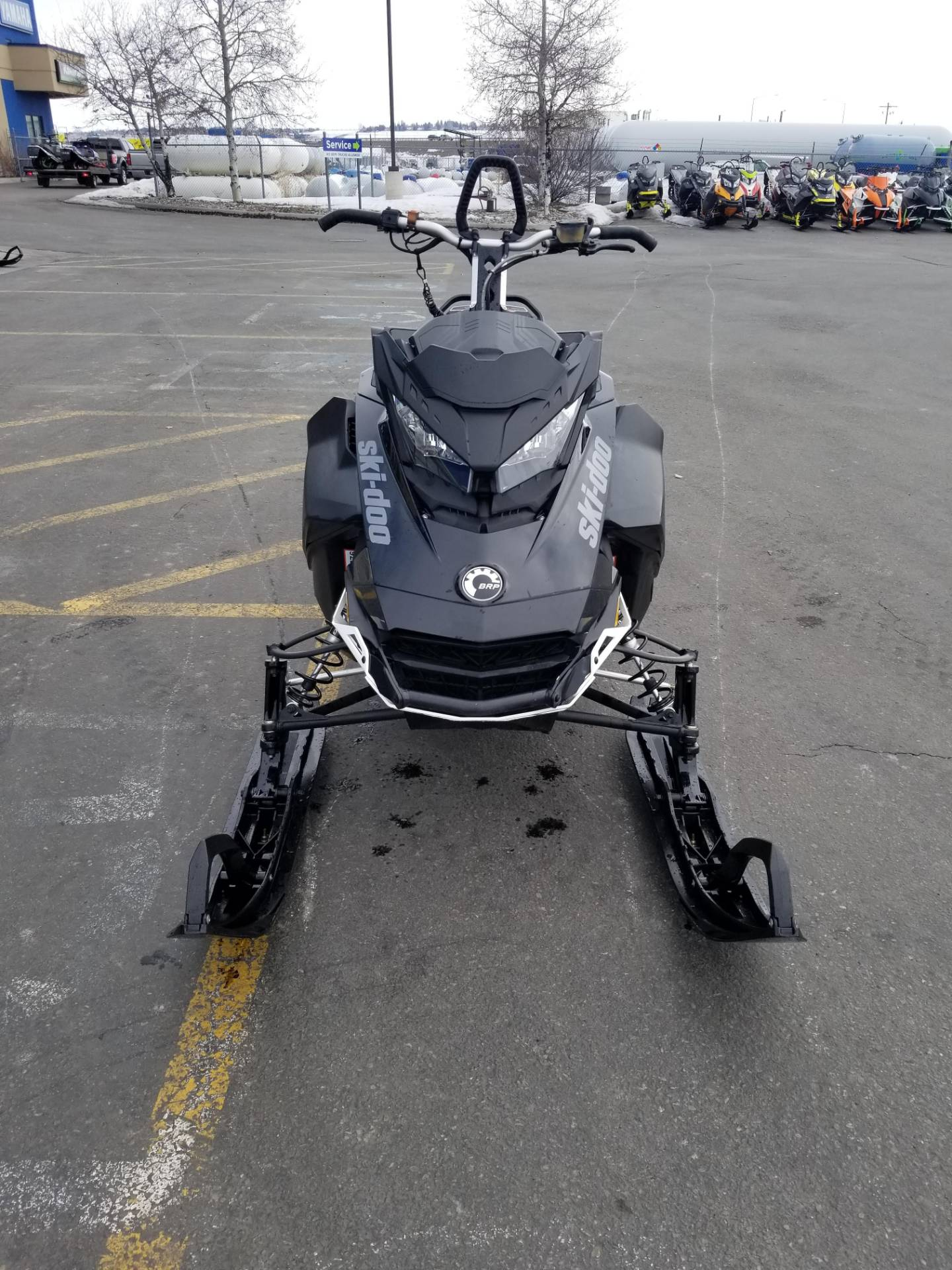 2018 Ski-Doo Summit SP 154 850 E-TEC in Rexburg, Idaho - Photo 4