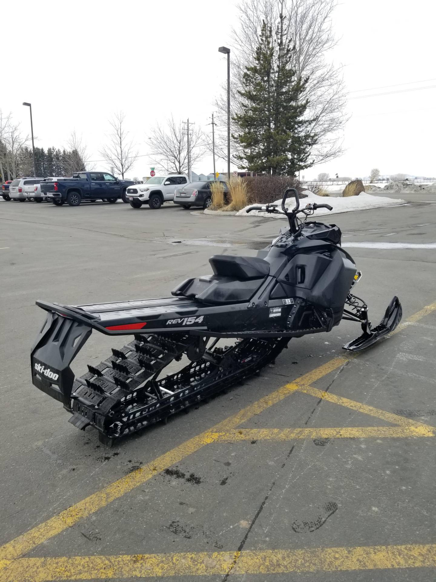 2018 Ski-Doo Summit SP 154 850 E-TEC in Rexburg, Idaho - Photo 7