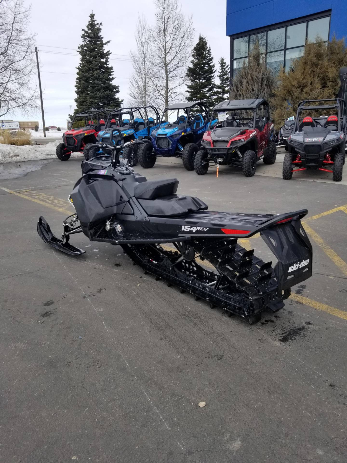 2018 Ski-Doo Summit SP 154 850 E-TEC in Rexburg, Idaho - Photo 10