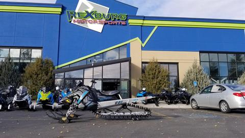 2020 Polaris 800 PRO-RMK 163 SC in Rexburg, Idaho - Photo 1