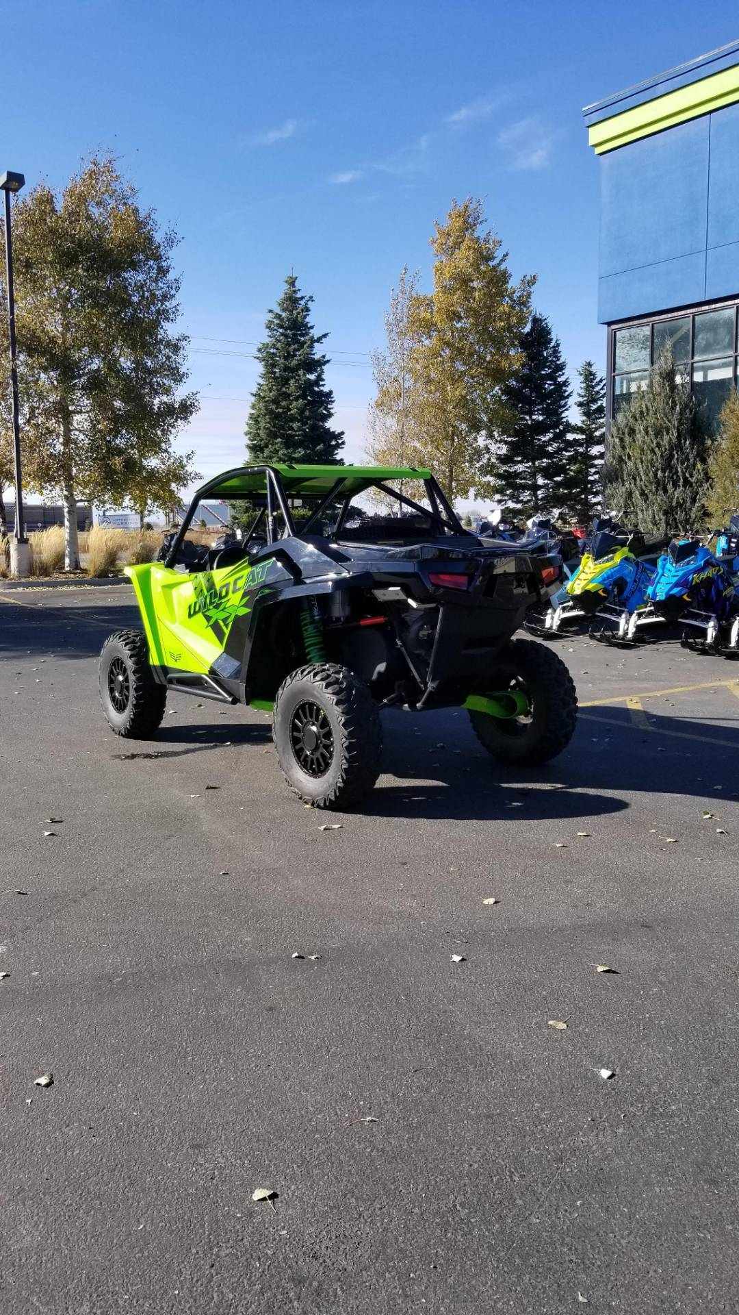 2018 Arctic Cat Wildcat XX in Rexburg, Idaho - Photo 10