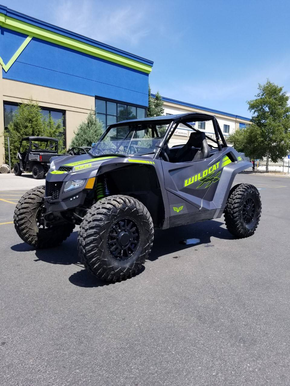 2018 Arctic Cat Wildcat XX in Rexburg, Idaho - Photo 2