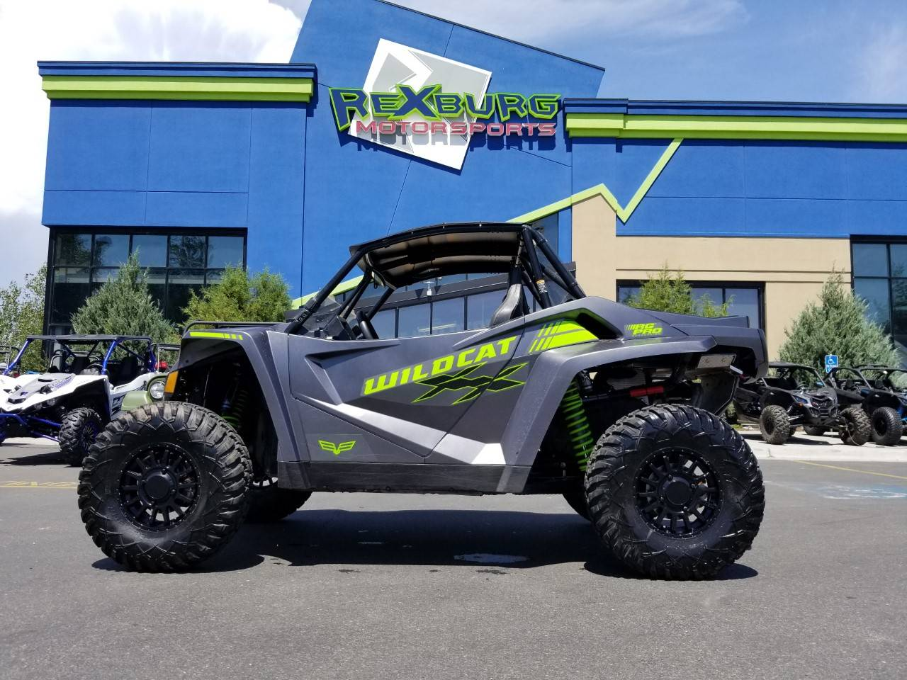 2018 Arctic Cat Wildcat XX in Rexburg, Idaho - Photo 1