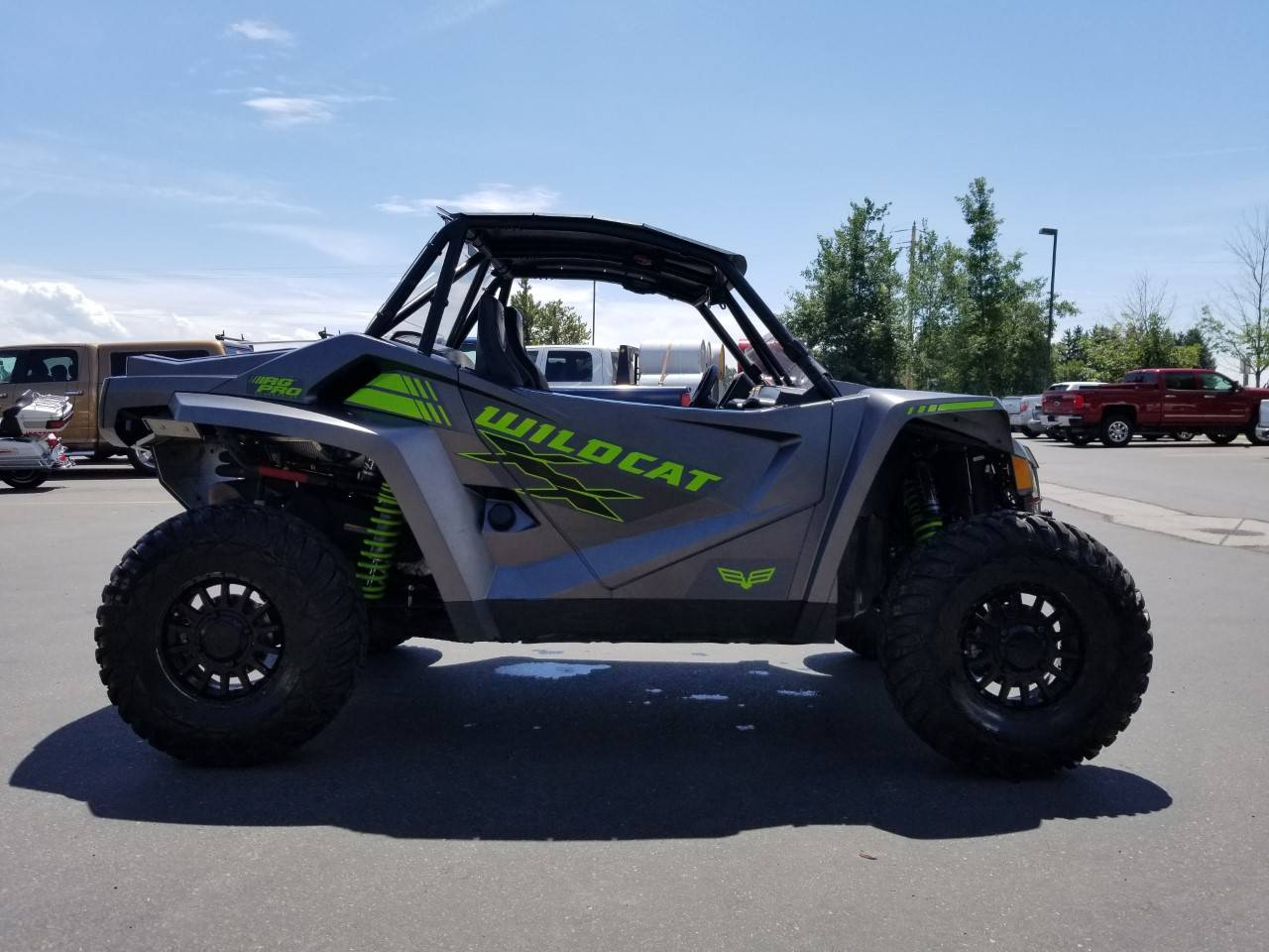 2018 Arctic Cat Wildcat XX in Rexburg, Idaho - Photo 6