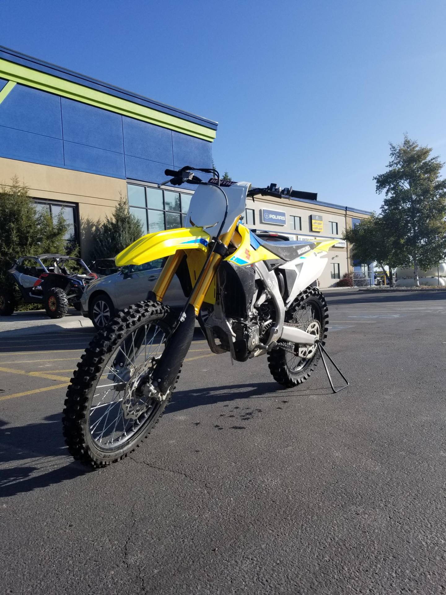 2018 Suzuki RM-Z450 in Rexburg, Idaho - Photo 9