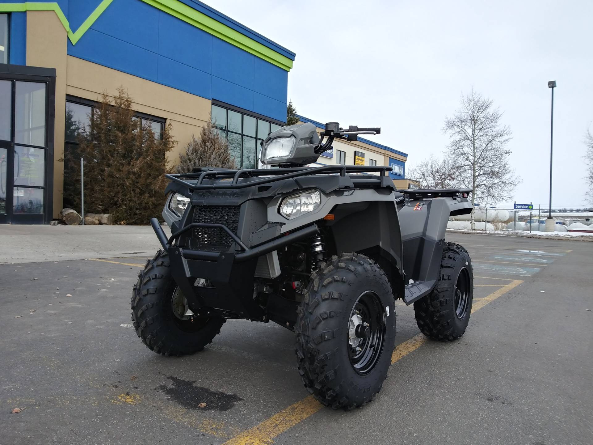 2020 Polaris Sportsman 570 Utility Package in Rexburg, Idaho - Photo 2