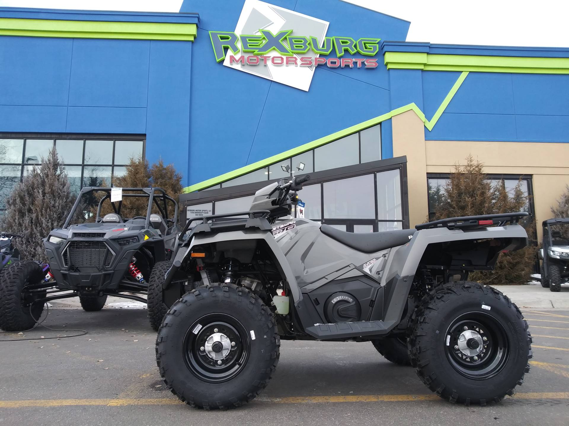 2020 Polaris Sportsman 570 Utility Package in Rexburg, Idaho - Photo 1