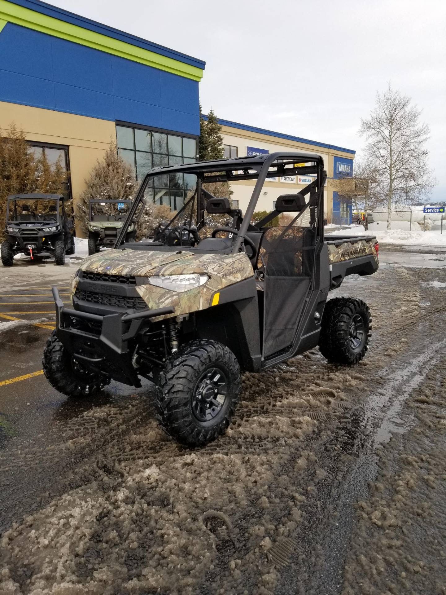 2020 Polaris Ranger XP 1000 Premium in Rexburg, Idaho - Photo 2