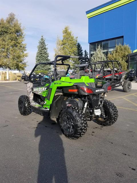2017 Arctic Cat Wildcat Trail XT EPS in Rexburg, Idaho - Photo 2
