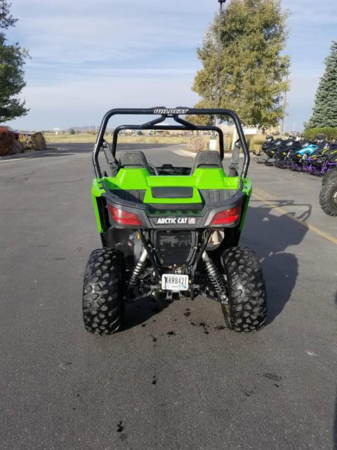 2017 Arctic Cat Wildcat Trail XT EPS in Rexburg, Idaho - Photo 4