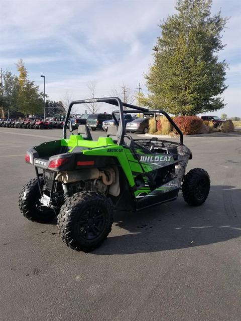 2017 Arctic Cat Wildcat Trail XT EPS in Rexburg, Idaho - Photo 5