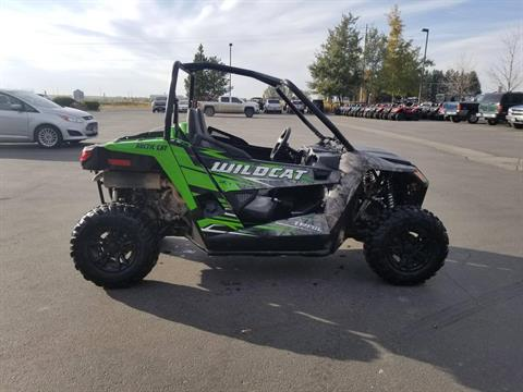 2017 Arctic Cat Wildcat Trail XT EPS in Rexburg, Idaho - Photo 6