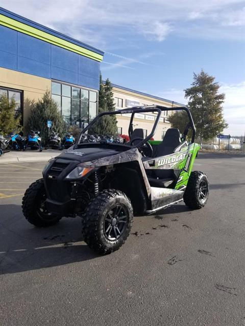 2017 Arctic Cat Wildcat Trail XT EPS in Rexburg, Idaho - Photo 10