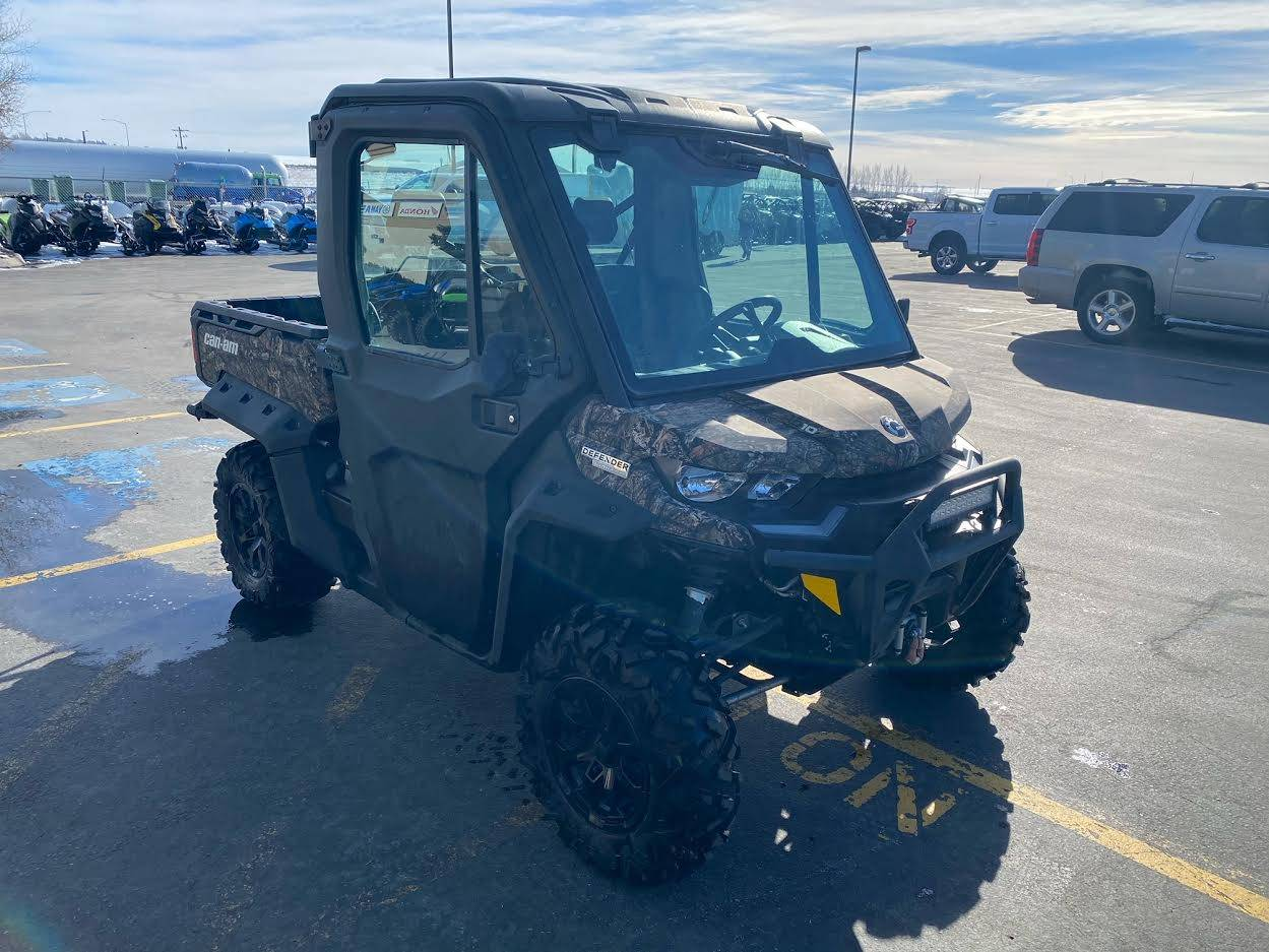 2020 Can-Am Defender Limited HD10 in Rexburg, Idaho - Photo 5