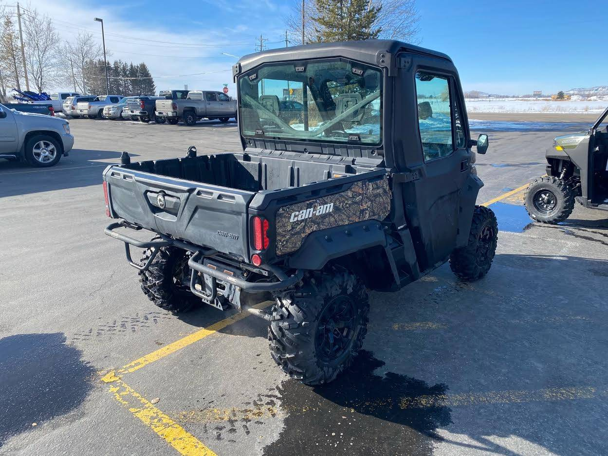 2020 Can-Am Defender Limited HD10 in Rexburg, Idaho - Photo 7