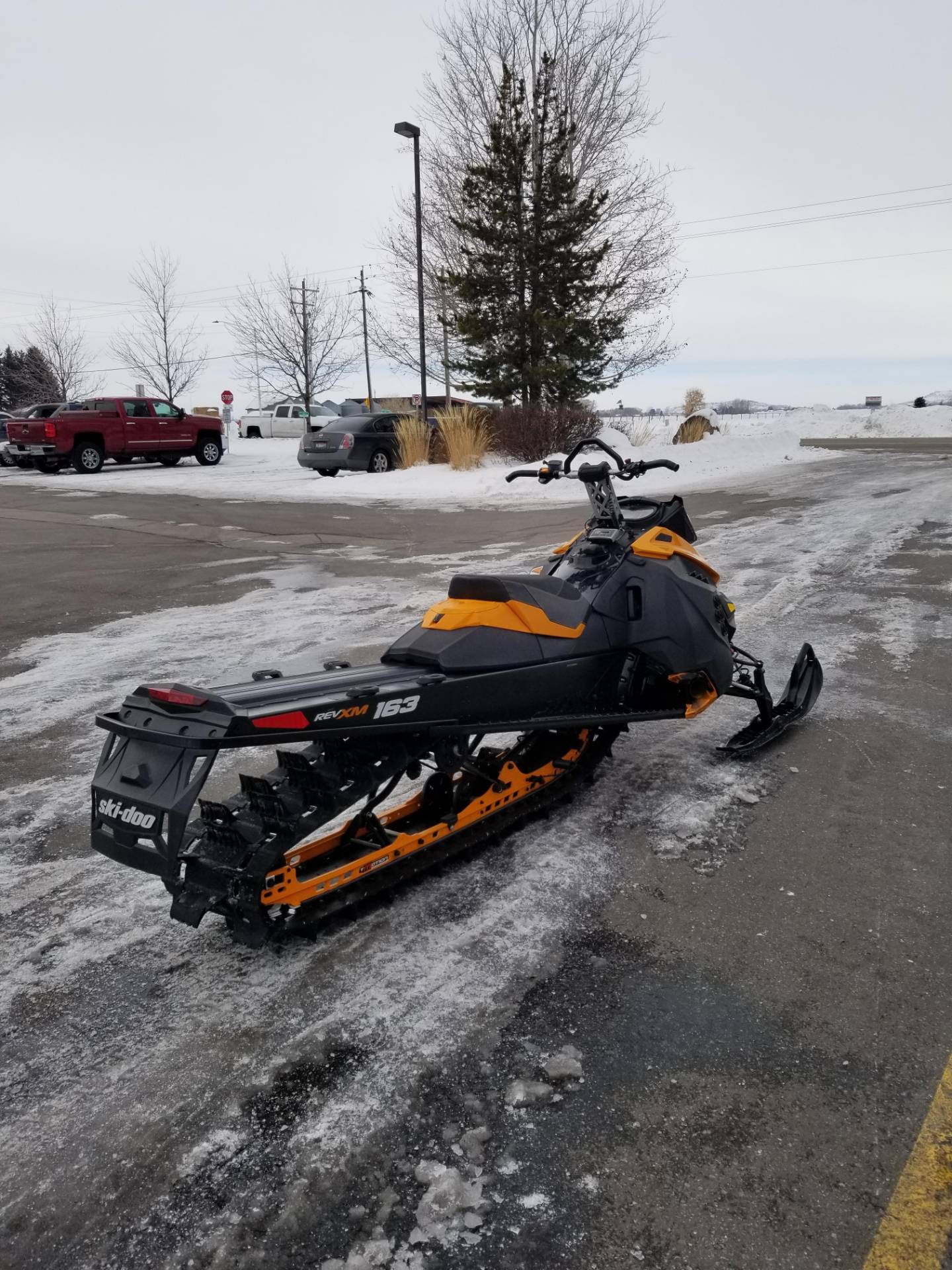 2013 Ski-Doo Summit® SP E-TEC 800R 163 in Rexburg, Idaho - Photo 7