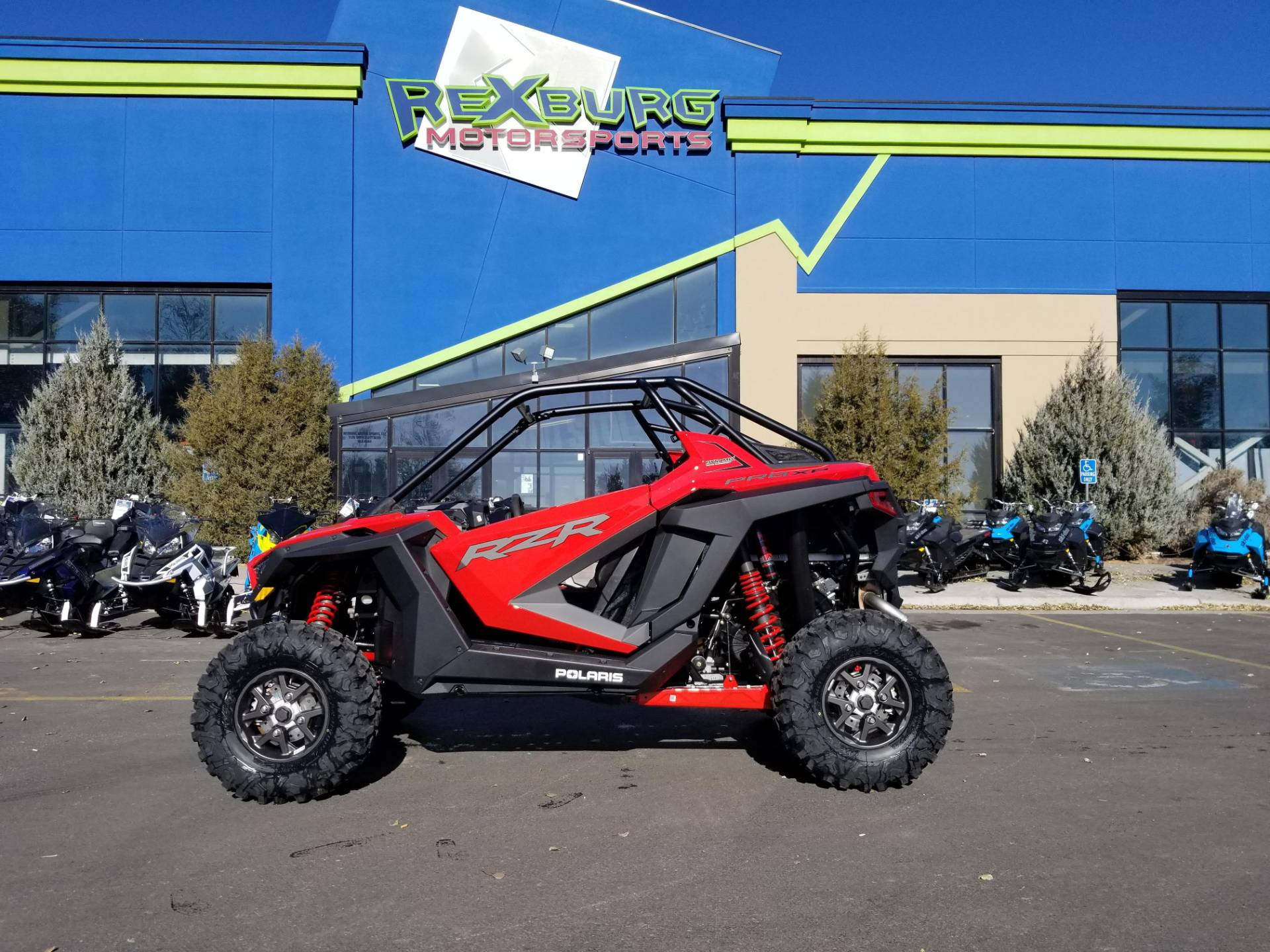 2020 Polaris RZR Pro XP Ultimate in Rexburg, Idaho - Photo 1