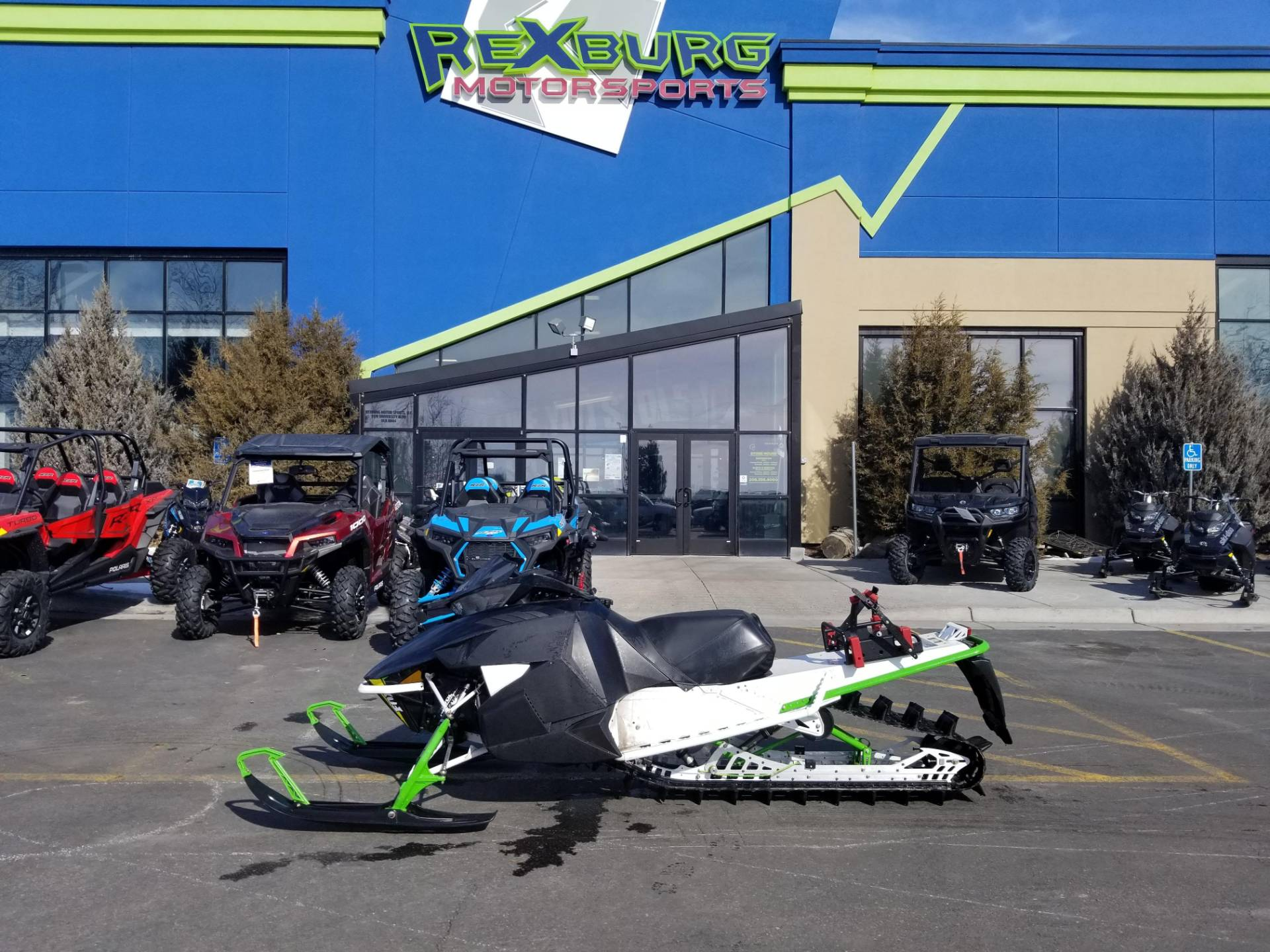 "2016 Arctic Cat M 8000 153"" HCR in Rexburg, Idaho - Photo 1"