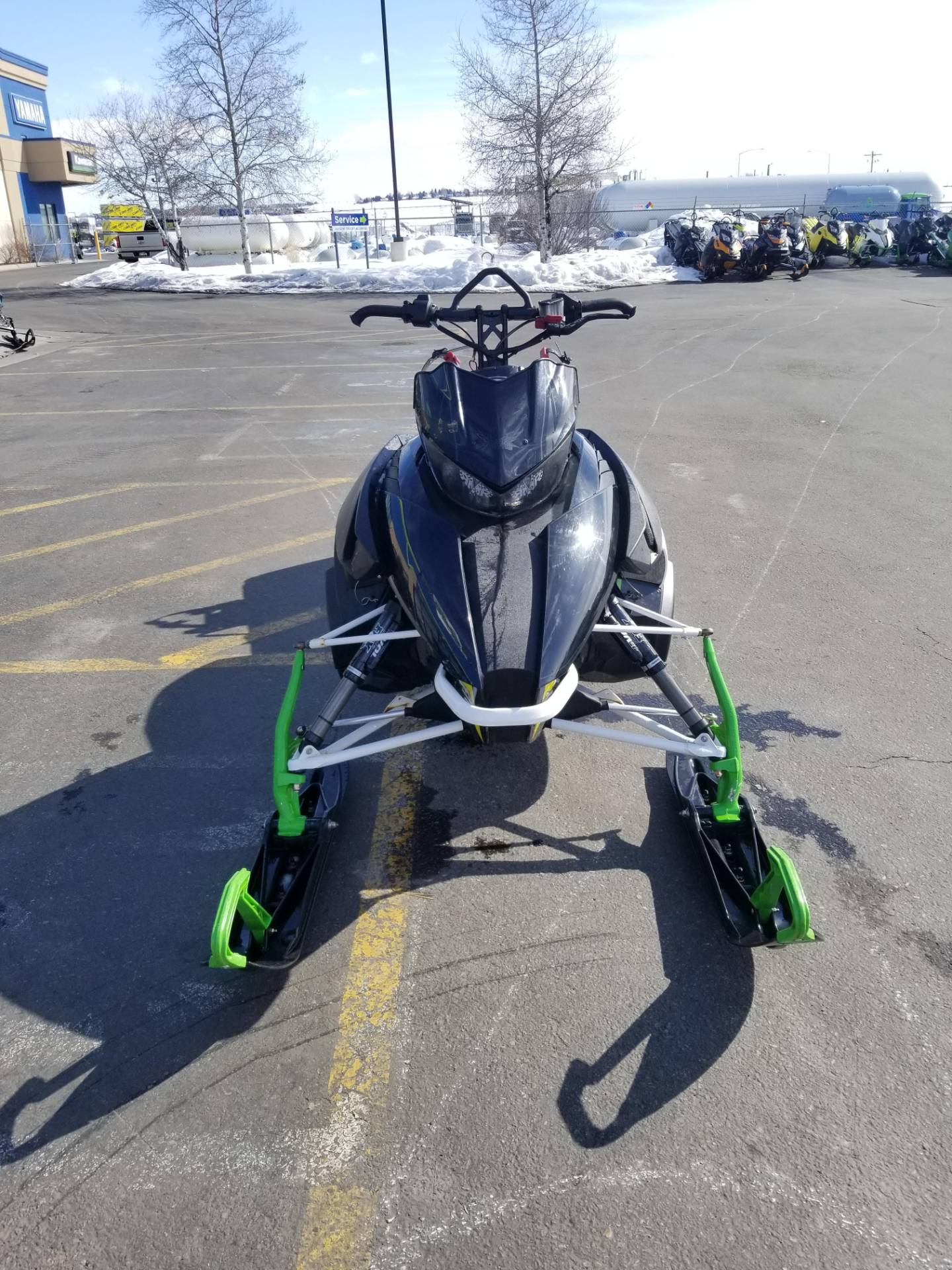 "2016 Arctic Cat M 8000 153"" HCR in Rexburg, Idaho - Photo 4"