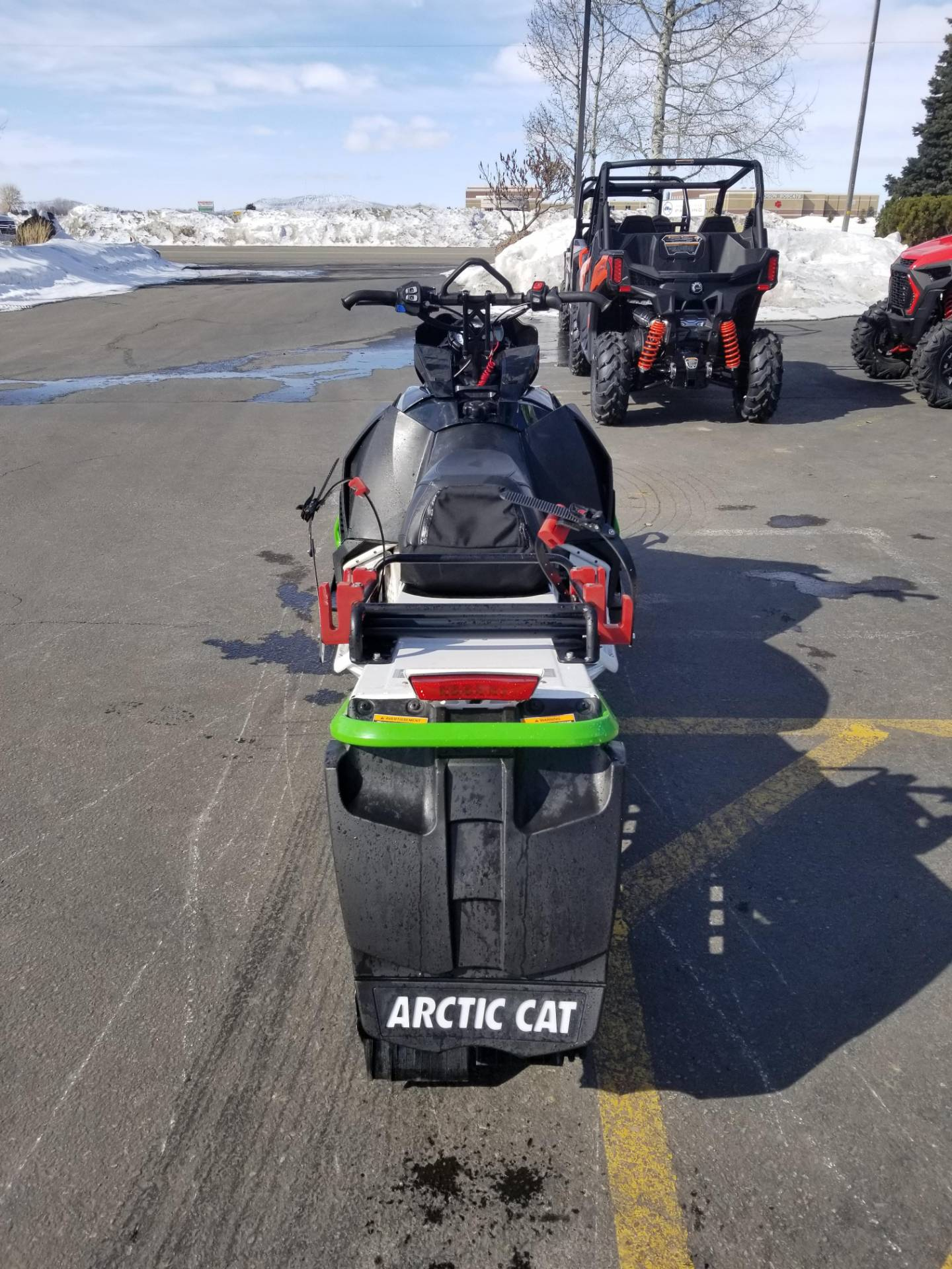 "2016 Arctic Cat M 8000 153"" HCR in Rexburg, Idaho - Photo 9"