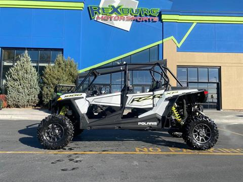 2021 Polaris RZR XP 4 1000 Sport in Rexburg, Idaho - Photo 1