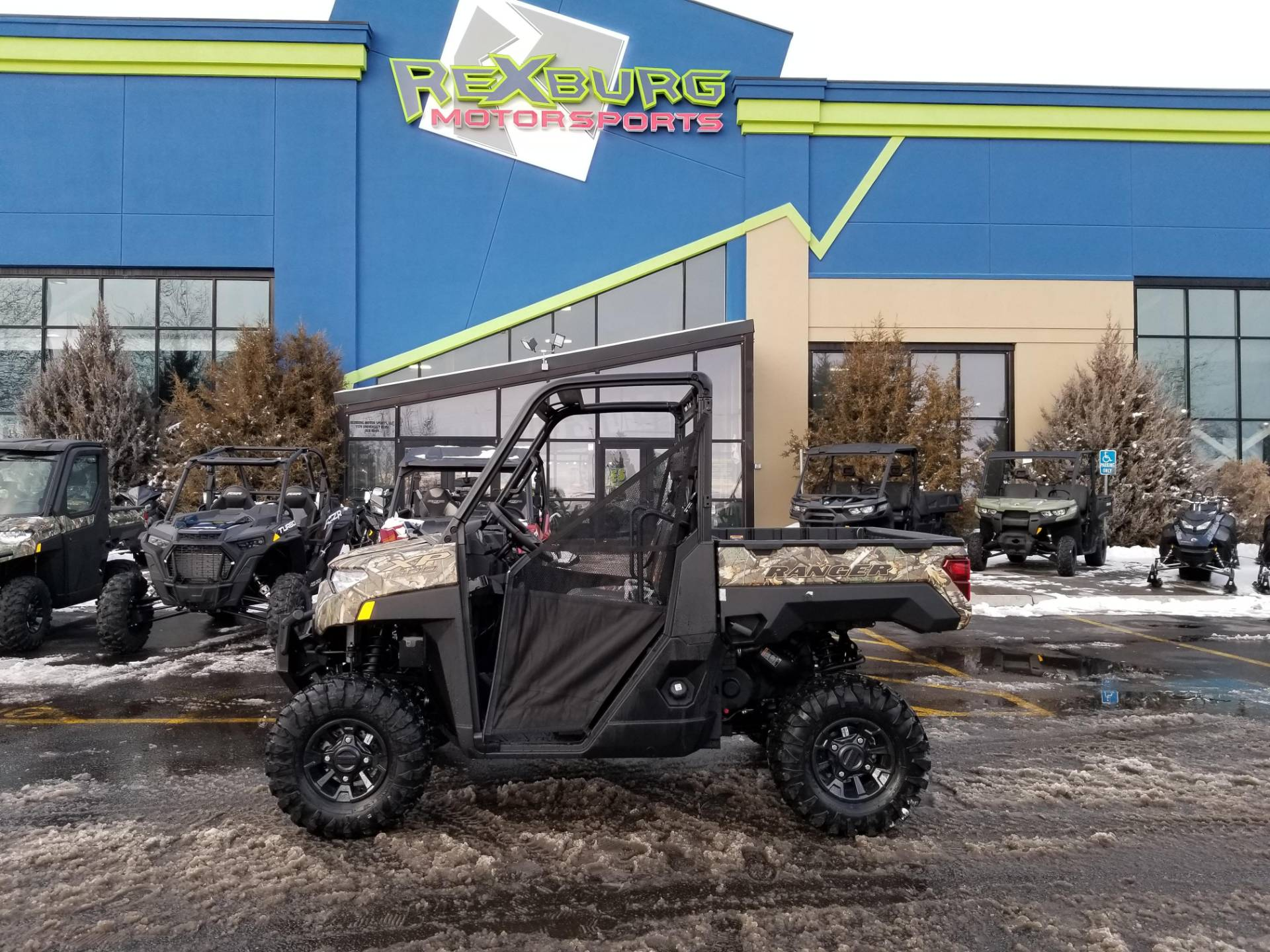 2020 Polaris Ranger XP 1000 Premium Back Country Package in Rexburg, Idaho - Photo 1
