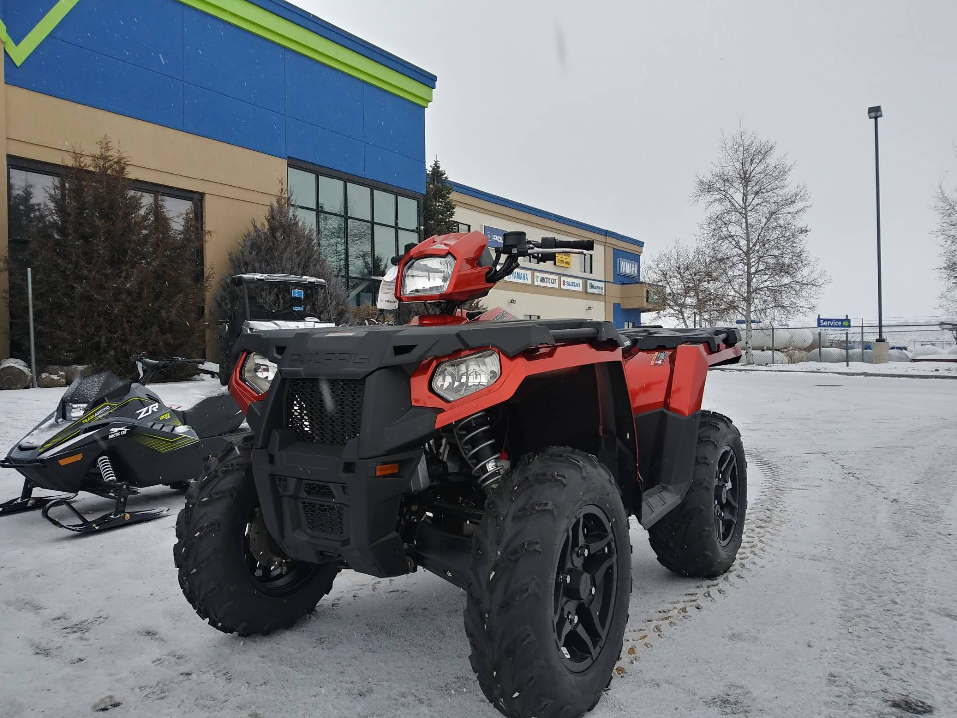 2020 Polaris Sportsman 570 Premium in Rexburg, Idaho - Photo 3